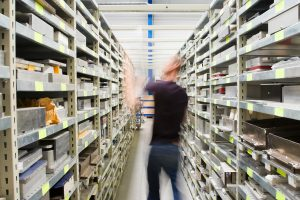 Spare Parts Know How Inventory Management Storeroom