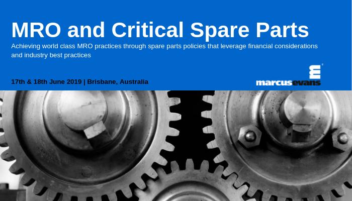 critical spare parts