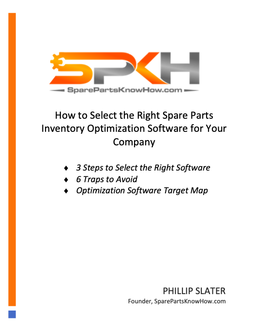Spare Parts Inventory Optimization Software