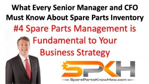 Spare Parts Management Strategy