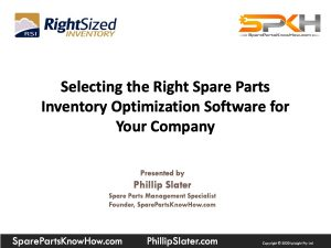 Inventory Optimization Software